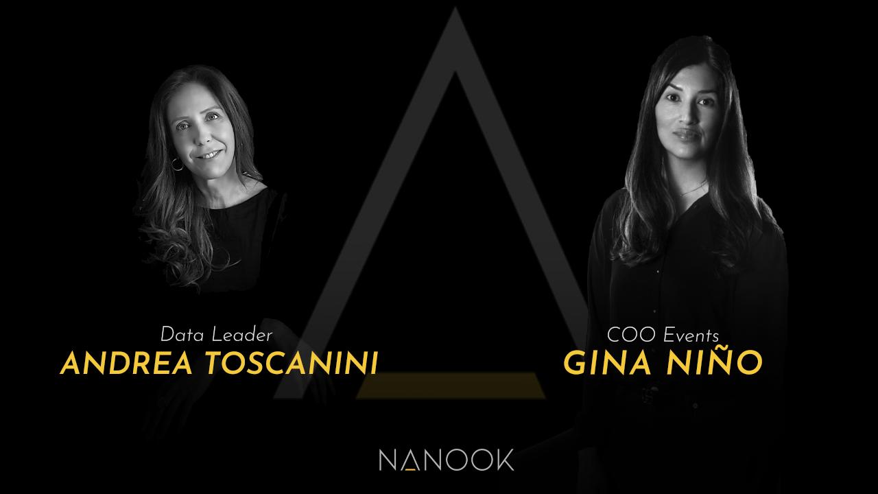 Nanook refuerza su división de eventos y crea su nuevo departamento de DATA & Analytics